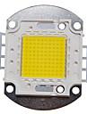 통합 ZDM ™ DIY 100w 높은 전력 8000-9000lm 자연 하얀 빛이 모듈을 주도 (32-35v)