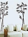 pintura a tinta de parede padrao de bambu adesivo (1pcs)