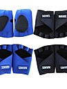 Coway Professional Sports Breathable Rubber Protection Palm Protective Gear Average Size(Random Color)