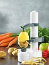 автоматический электрический инструмент фрукты картофелечистку без адаптера