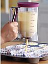 торт тесто диспенсер измерения этикетки, 4 чашки