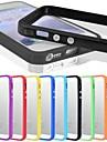 Pour Coque iPhone 5 Antichoc Coque Antichoc Coque Couleur Pleine Flexible TPU iPhone SE/5s/5
