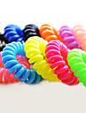 Magisk Hair Bands 8PCS / Pack (tilfeldig farge)