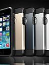 dur cas d'armure pour iPhone 4 / 4S (couleurs assorties)