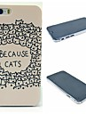 Because of Cats Pattern Hard Cover for iPhone 6