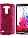 Glitter Powder Leather Coated Hard Case for LG G3 D850(Assorted Colors)
