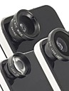 Universal Magnetic 2X Telephoto Lens,Fisheye Lens and Wide Angle Macro Lens for iPhone and Others