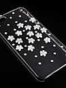 Daisy with Diamond Back Case for iPhone 5/5S
