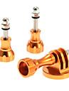 metais gp003 adaptador + 1 long parafuso e dois parafusos curtos definido