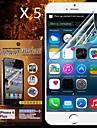 아이폰 기가 플러스 / 6 플러스에 대한 보호의 HD 화면 보호기 (5PCS)