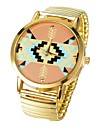 New Fashion Gold Watch  Women's watch Personality Stripes Cool Watches Unique Watches