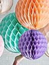 16-дюймовый сотовый папиросной бумаги цветок мяч (больше цветов)