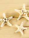 Korean Natural Starfish Handmade Barrettes