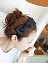 tecido moda grande headbands arco