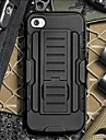 armadura resistência cinta braçadeira queda jaqueta de proteção com suporte e clipe para iPhone5 / 5s
