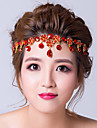 Women\'s Alloy Cubic Zirconia Headpiece-Wedding Special Occasion Head Chain