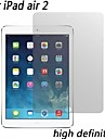Premium High Definition Clear Screen Protectors for iPad air 2