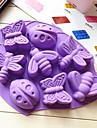 8 дыра форма насекомое торт плесень
