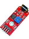 Module Keyes 801S de capteur de vibrations - rouge (DC 3 ~ 5V)