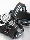 LT-0511  4Mode  3xCREE XM-L T6 LED(5000lm.2X18650.Black)