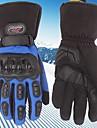 madbike ™ зимние теплые ветрозащитные водонепроницаемые защитные полный палец гоночный велосипед перчатки перчатки мотоцикла