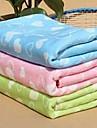 Toalha Ducha Textil Multi funcoes / Ecologico / Desenhos Animados / Presente