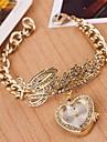 Women\'s Heart Quartz Alloy Bracelet Watch(Assorted Colors)