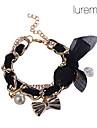 Women\'s  Charm Bowknot Chiffon Bracelet(Assorted Color)