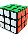 Magic Cube Three-layer Speed Smooth Black ABS