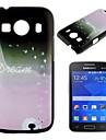 용 삼성 갤럭시 케이스 패턴 케이스 뒷면 커버 케이스 민들레 PC Samsung Ace Style LTE