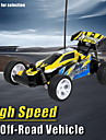 Buggy LD Toys 1:22 Brush Electrico RC Car 15KM/H-18KM/H 4 canales FM Blue, Black Listo para Usar