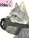 Dog Muzzle Anti Bark / Adjustable/Retractable / Safety Black Nylon