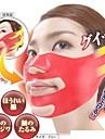 Japanin maaginen 3d hieronta naamio kasvojen kohotusta muovi silikonista