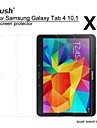 High Transparency Matte LCD Screen Protector for Samsung Galaxy Tab 4 10.0 (3 Pieces)