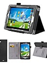 Dengpin PU Leather 8 Inch Stand Tablet Case Cover with Hand Holder and Card Slot for Acer Iconia Tab 8 W W1-810
