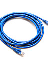 20m 65.6ft rj45 cat5 male pour cable reseau internet routeur informatique a large bande haute vitesse masculine
