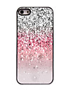 Shimmering Powder Design Aluminium Hard Case for iPhone 5/5S