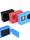 Аксессуары для GoPro,защитный футляр Мешки Шурупы Задние стенкиДля-Экшн камера,Gopro Hero 4 силиконовый