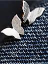Серьга Серьги-гвоздики Бижутерия 2 шт. Свадьба / Для вечеринок / Повседневные Стерлинговое серебро Женский Серебряный