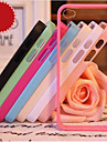 BIG D Clear  Acrylic Back Case for iPhone 4/4S(Assorted Color)