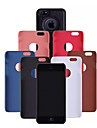 Striae PU Leather Back Cover for iPhone 4/4S(Assorted Colors)
