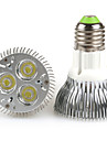 1 pcs Bestlighting E26/E27 9W 3 High Power LED 480-640 LM Warm White / Cool White PAR20 LED Par Lights AC 100-240 V