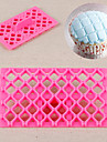 Butterfly Bow Bowknot Quilt Fondant Square Cutter Lattice Cake Cupcake Embossing Tool Embosser