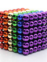 5mm 216pcs Magnetic Balls with Gift Box (Assorted Colors)