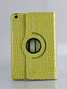 peau de crocodile motif cuir PU 360⁰ cas Smart Cover pour iPad 2 / iPad 3 / iPad 4 (couleurs assorties)