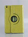 Crocodile Skin Pattern PU Leather 360⁰ Cases Smart Cover for iPad 2/iPad 3/iPad 4 (Assorted Colors)