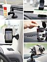 Стенд / крепление для телефона Автомобиль Козырек от ветра Регулируемая подставка Пластик for Мобильный телефон