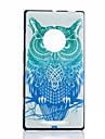 Owl Pattern PC Hard Case for Nokia Lumia 830
