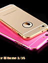 GYM Luxury Aluminium Alloy Back Case for iPhone 5/5S(Assorted Color)