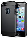 PC ultra-de amor&capa de silicone para iPhone 4 / 4S (cores sortidas)